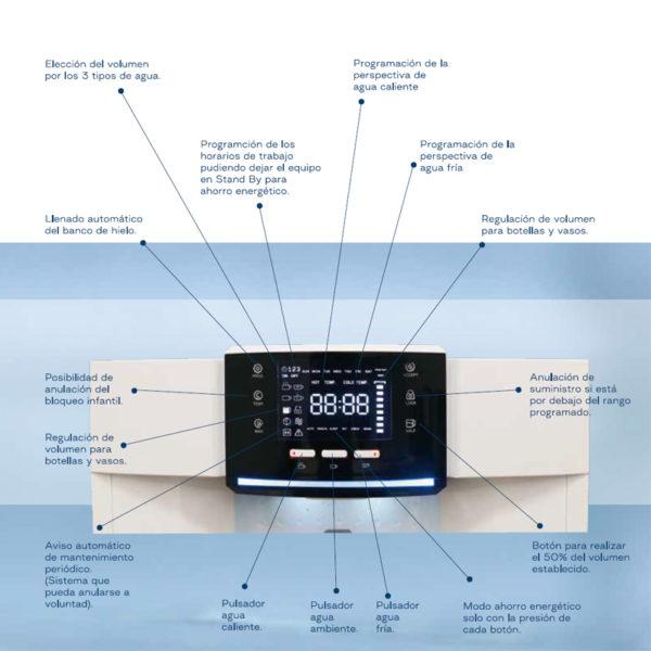 Fuente-de-agua-Powercold-agua-fría-gran-capacidad-superpou-led