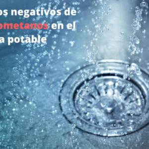 Los efectos negativos de los trihalometanos en el agua potable