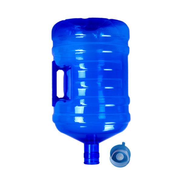 Botellón de agua PET 18.9 Litros para dispensador agua