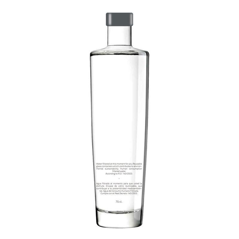 botella cristal Dione