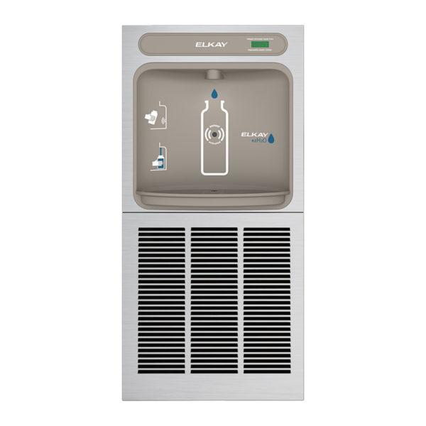 Estación de llenado de botellas de agua electrónica Simos de Elkay