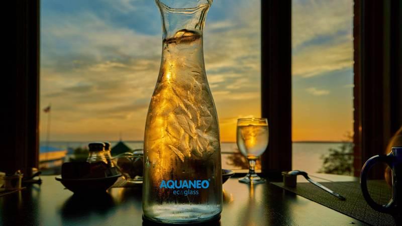 utilizar botellas de cristal